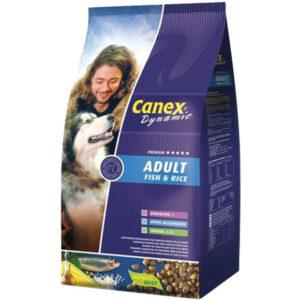 Canex Dynamic adult fish&rice
