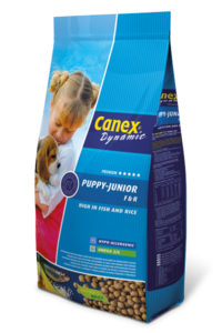 Canex Dynamic puppy/junior fish&rice large breed