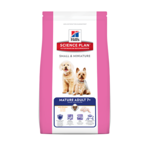 Hill's canine adult small & miniature