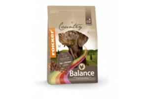 Fokker Country balance hond