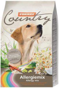 Fokker Country allergiemix hond