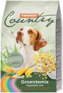 Fokker Country groentemix hond