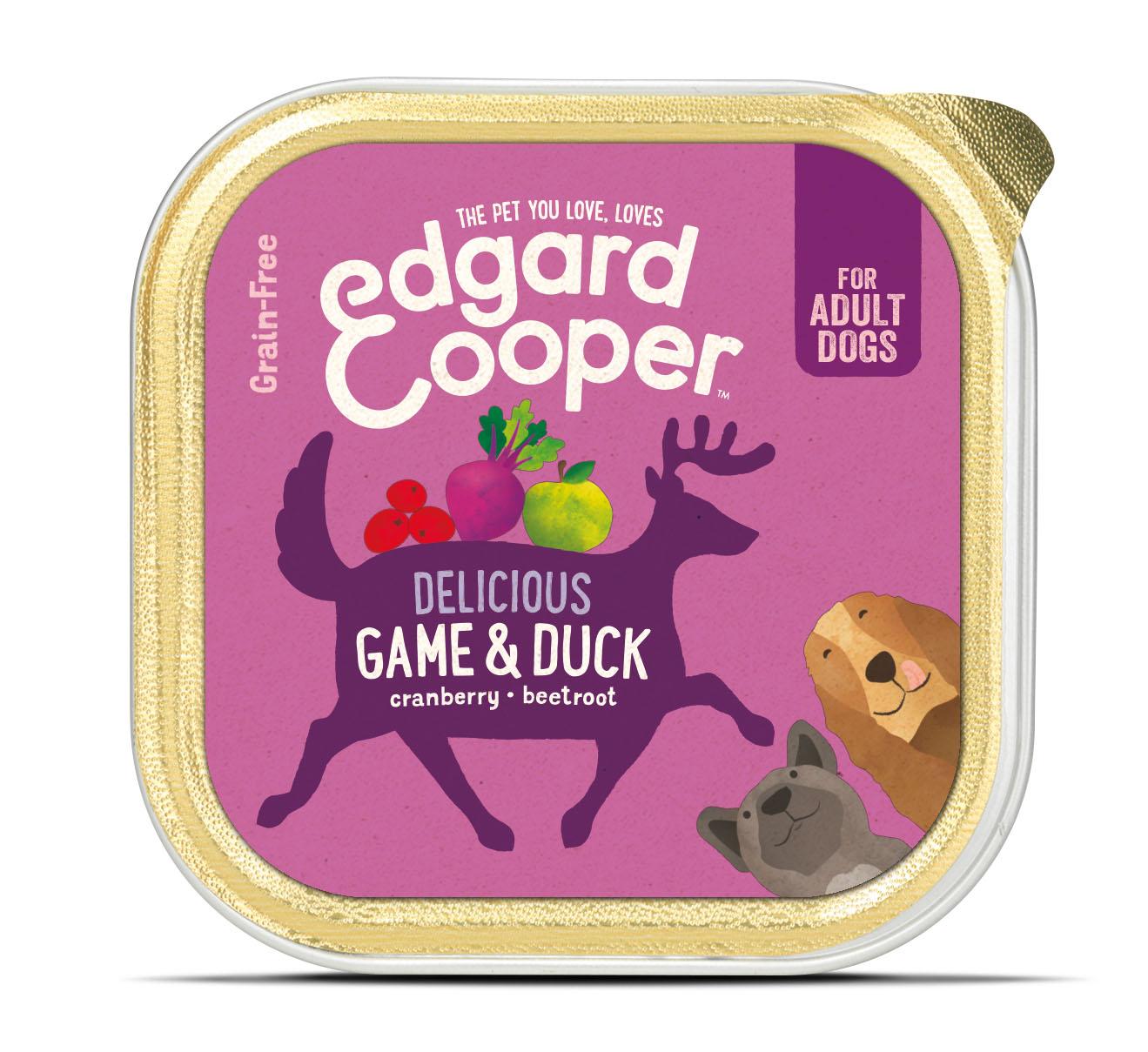 .Edgard & Cooper hond kuipje wild box.