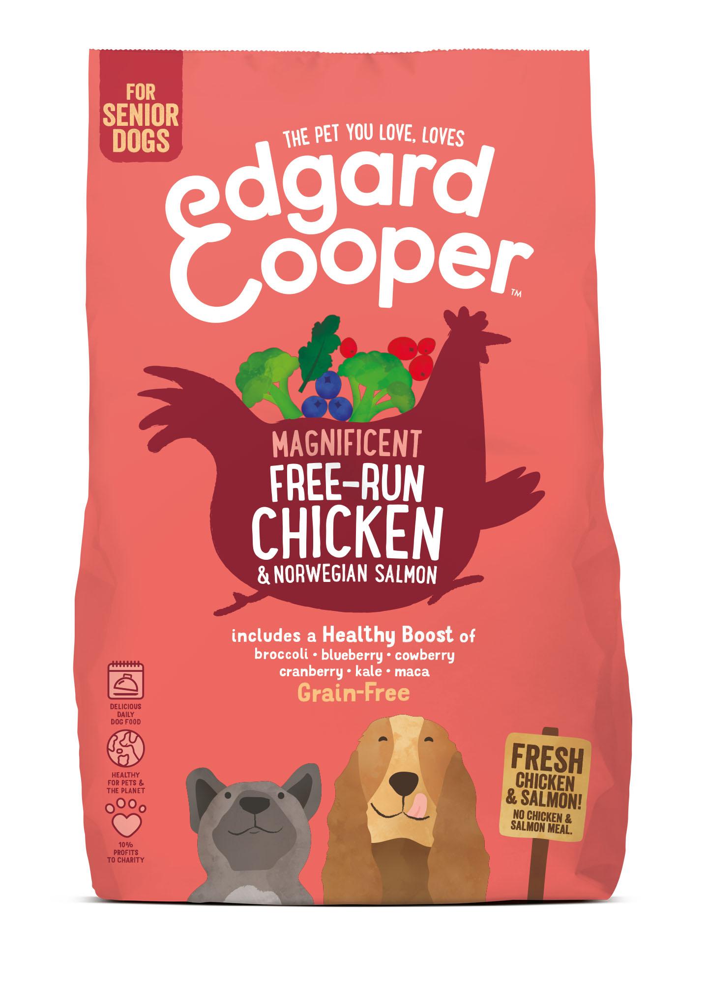 .Edgard & Cooper hond brok senior.