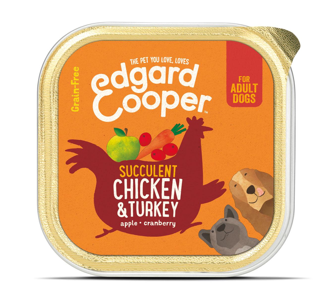 .Edgard & Cooper hond kuipje kip box.
