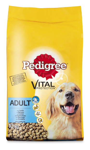 .Pedigree Vital adult lam.