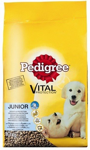 Pedigree Vital junior kip&rijst