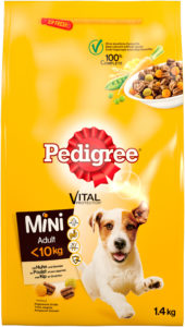 Pedigree Vital droog adult mini kip