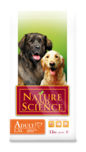 Nature&Science dog adult large/giant breed