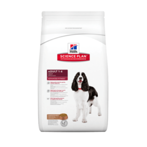 Hill's canine adult fitness medium lamb&rice
