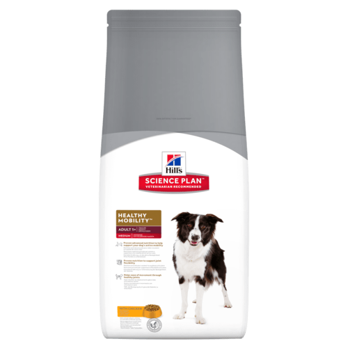 Hill's canine adult mobility medium chicken