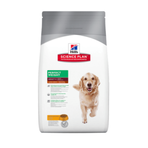 Hill's canine adult perfect weight large