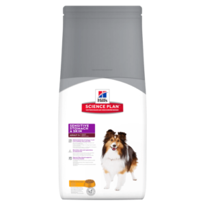 Hill's canine adult sensitive stomach & skin
