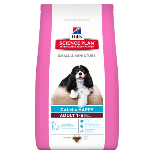 Hill's canine adult small & mini calm&happy