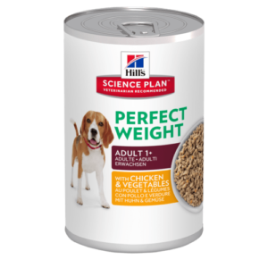 Hill's canine blik adult perfect weight
