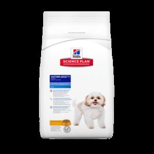 Hill's™ Science Plan™ Canine Mature Adult 7+ Active Longevity™ Mini (met Kip)
