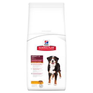 Hill's canine adult fitness large chicken