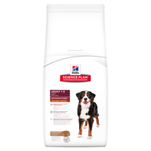 Hill's canine adult fitness large lamb&rice