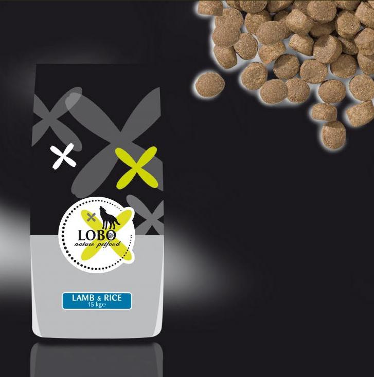 Lobo Lamb & Rice