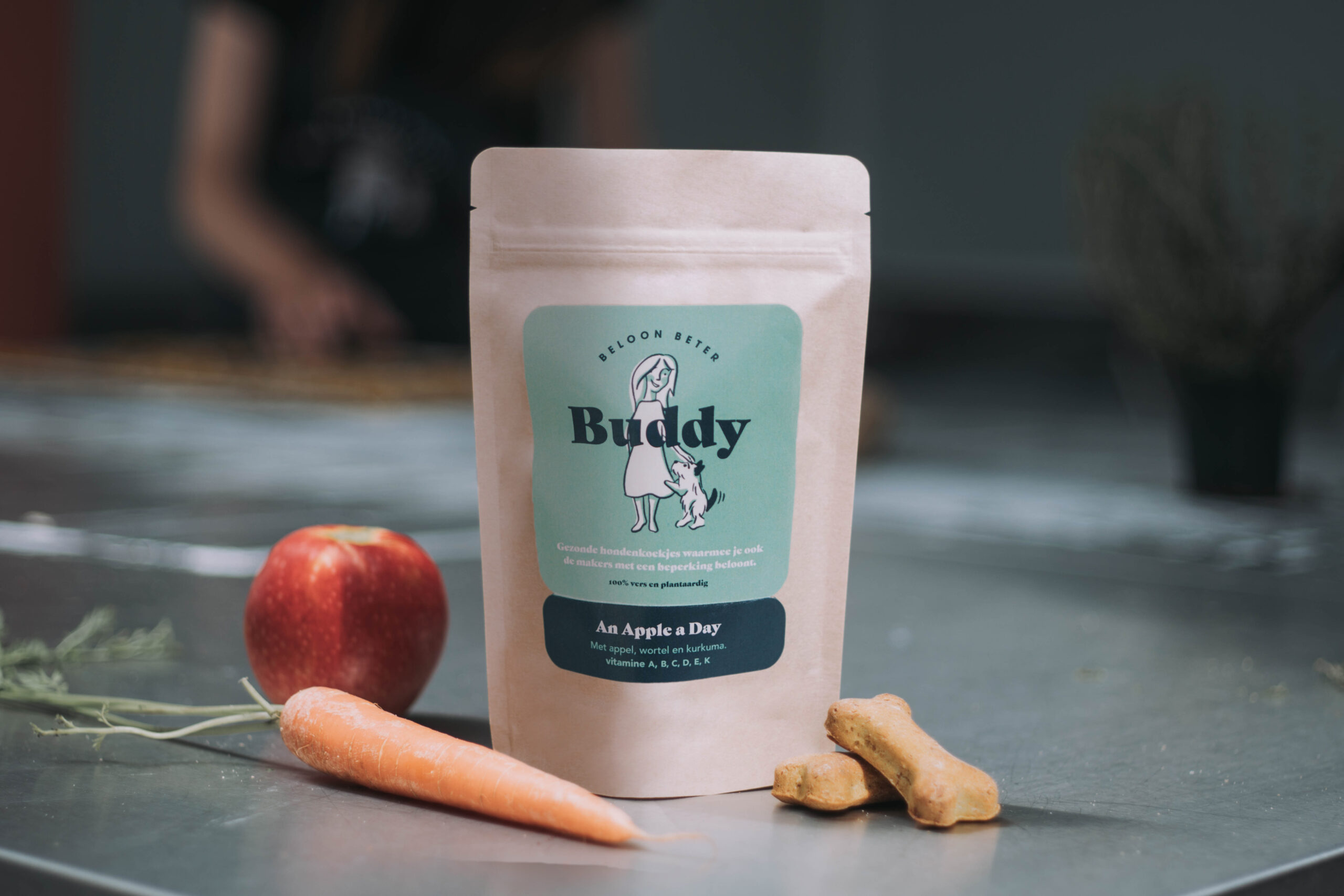 .Buddy: An Apple a Day.