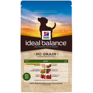 Hill's canine Ideal balance adult nograin