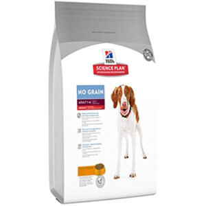 Hill's canine adult no grain