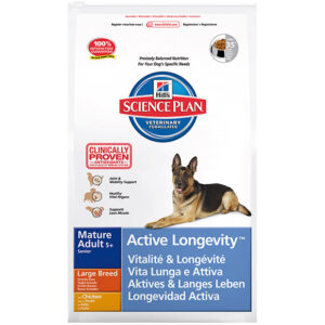 Hill's canine mature adult large chicken