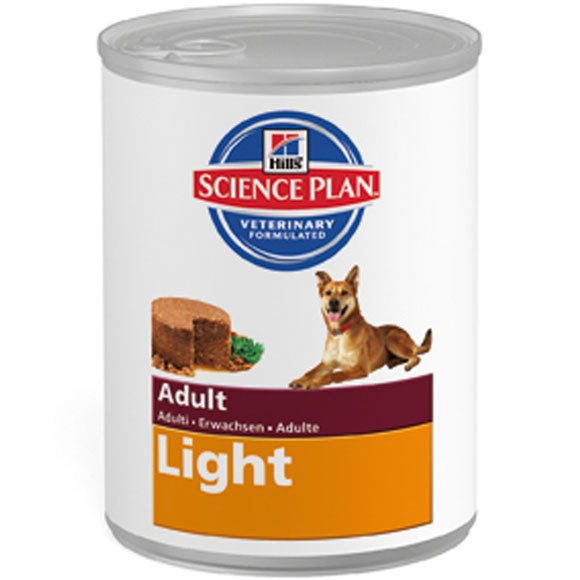 Hill's canine blik adult light chicken