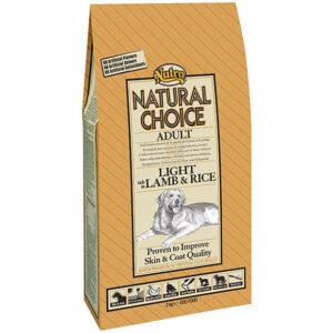 Nutro adult light lamb&rice