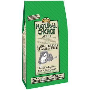 Nutro adult large lamb&rice