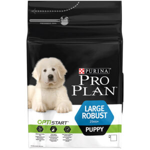 Pro Plan large robust puppy