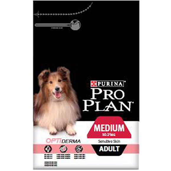 Pro Plan medium adult sensitive skin