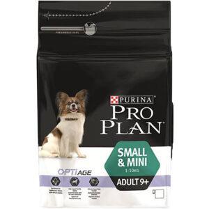 Pro Plan small/mini adult 9+