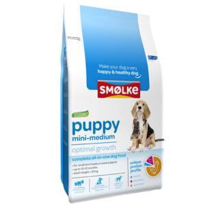 Smolke hond puppy mini/medium