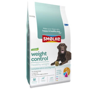 Smolke hond weight control