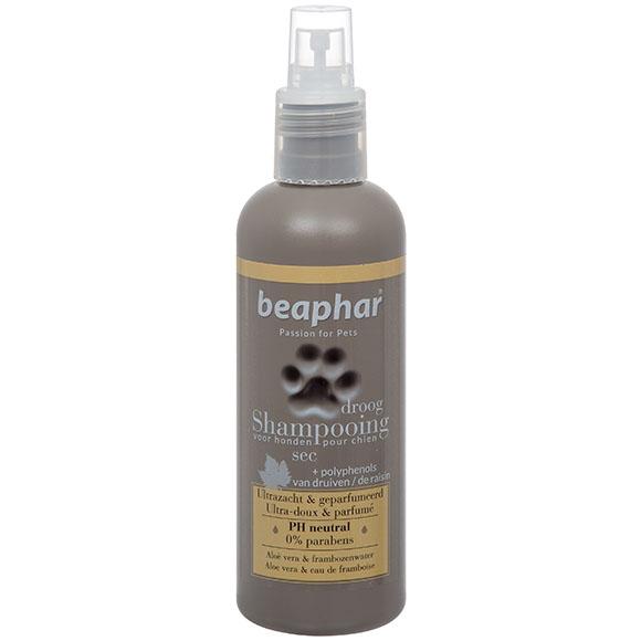 .Beaphar droogshampoo polyph. hond.