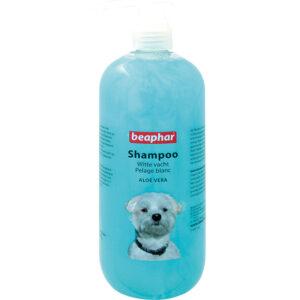 Beaphar shampoo hond witte vachtav