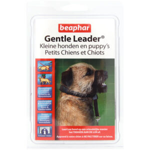 Beaphar Gentle leader small zwart
