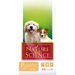 Nature&Science puppy all breed