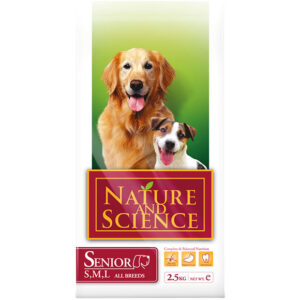 Nature&Science dog senior all breed