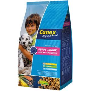 Canex Dynamic puppy/junior brocks large breed