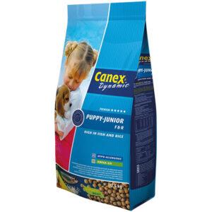 Canex Dynamic puppy/junior fish&rice
