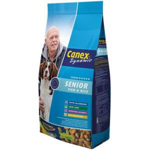Canex Dynamic senior fish&rice