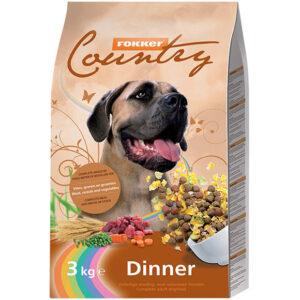 Fokker Country dinner hond