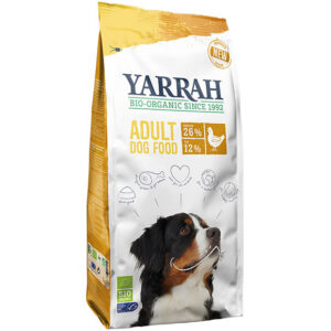 Yarrah dog droog bio adult kip