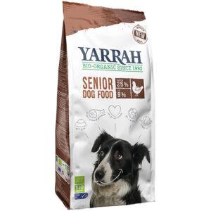 Yarrah dog droog bio senior kip