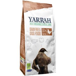 Yarrah dog droog bio graanvrij kip&vis