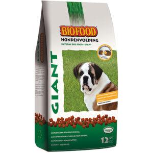 Biofood giant (souplesse)