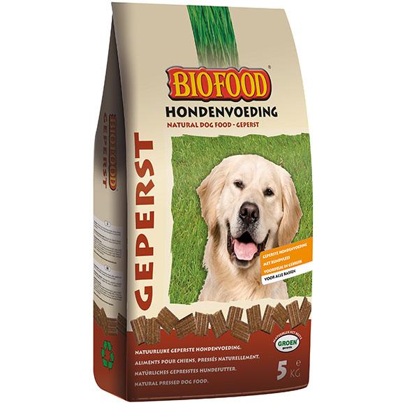 Biofood geperst adult
