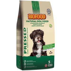 Biofood geperst mini/puppy